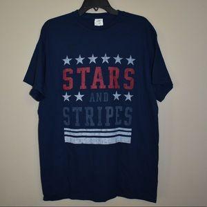 Trau Loevner Stars and Stripes Tee